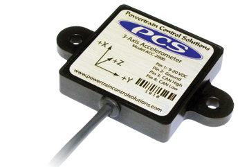 A-ACC2000 - 3-Axis Accelerometer Module Only, No Harness