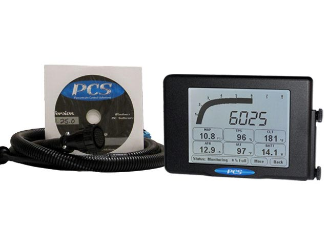 A-DIS5200 - D200 Extreme Environment Dash Logger Kit including Harness
