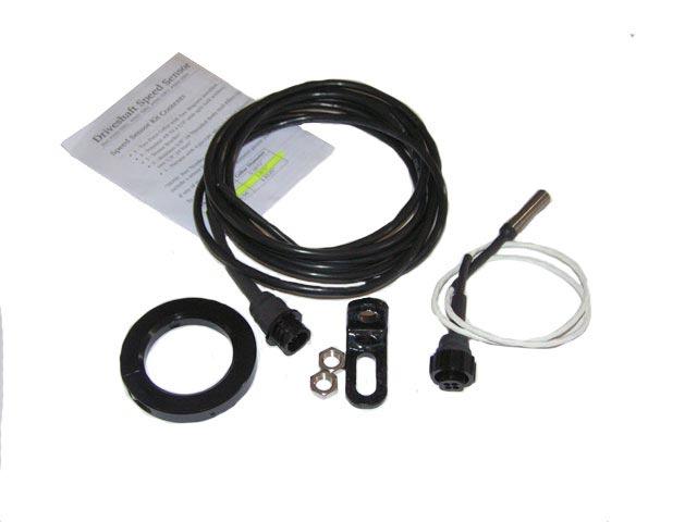 "A-SNS5004 - Driveshaft Speed Sensor Kit for Strange Ultra Case, Includes 1.8125"" Diameter Collar, Magnet, and 5/16""-24 Sensor"